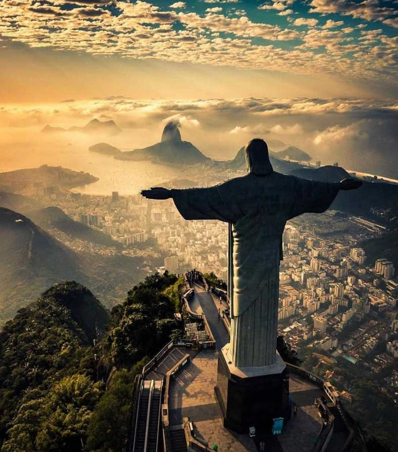 Current Affairs 24 January  Christ the Redeemer