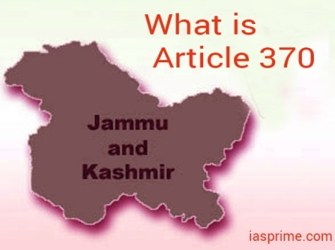 About Article 370