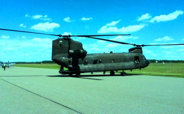 Current Affairs PIB Chinook