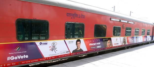 ECI & Indian Railways collaboration