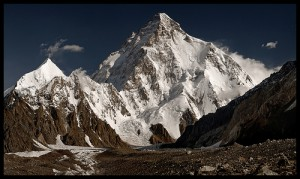 Mount K2 , Pakistan