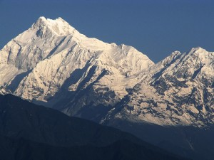 Mount Kanchenjunga, Nepal India