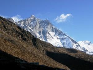 Mount Lhotse, Nepal