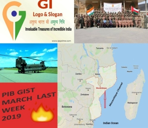 Weekly PIB Gist March