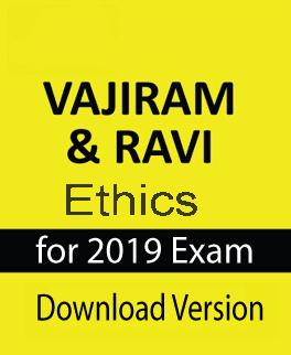 Ethics Vajiram Ravi 2019 pdf