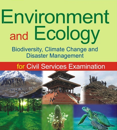 Environment and Ecology book for upsc