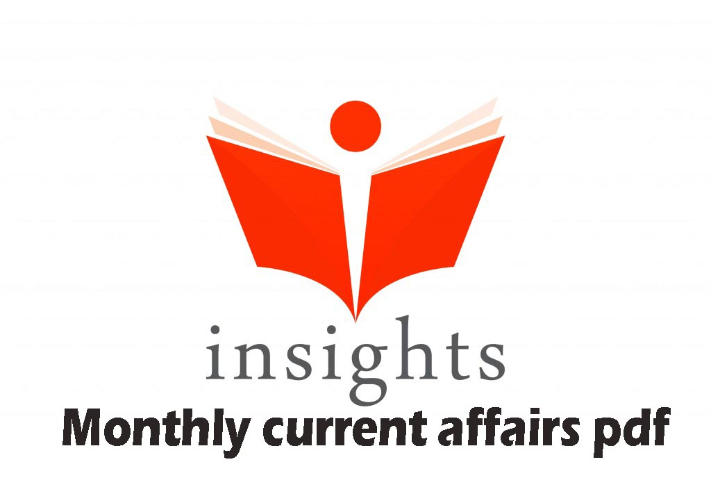 Insight current affairs monthly pdf 2019