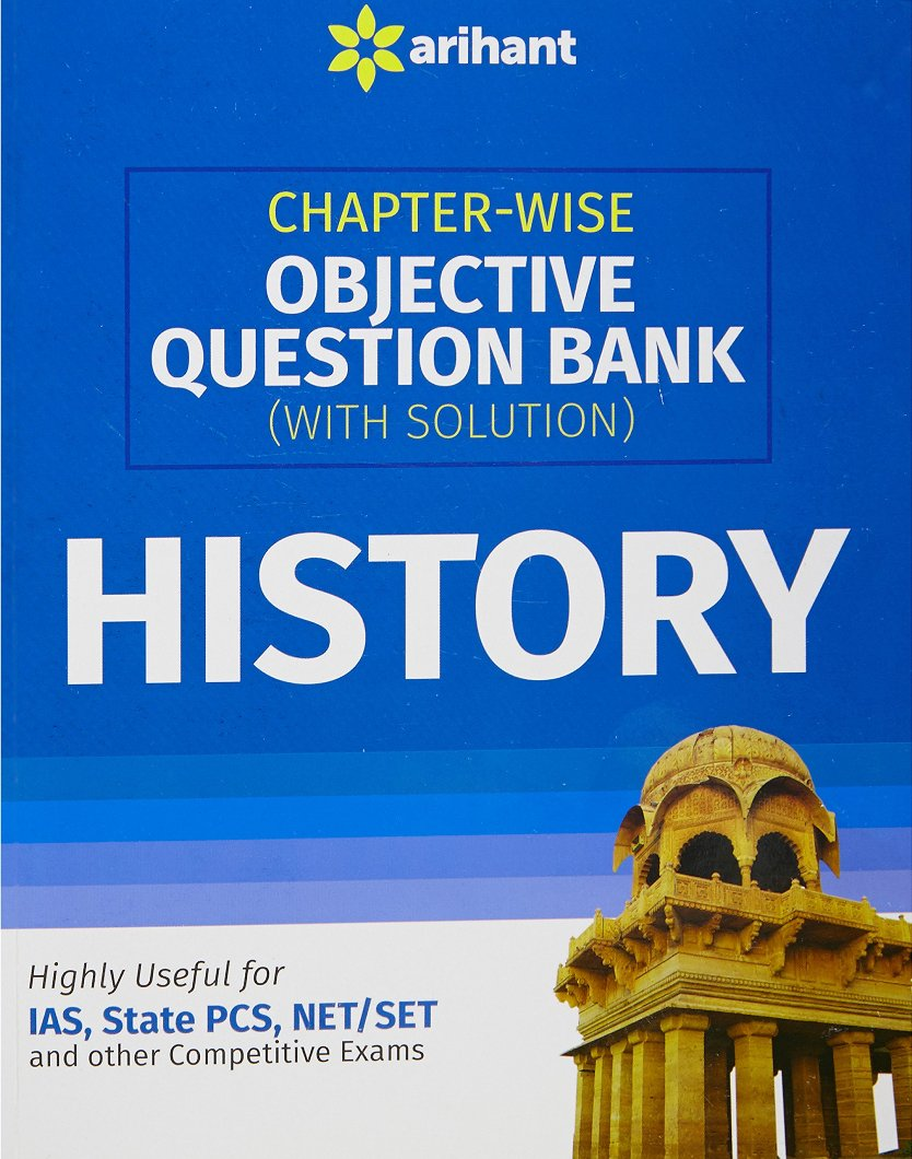 arihant history question bank in hindi