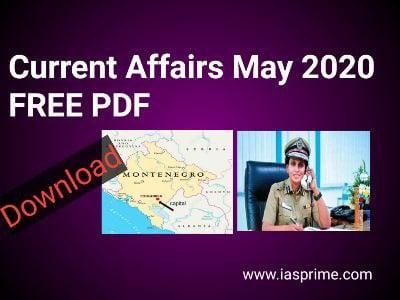 current affairs may 2020 pdf