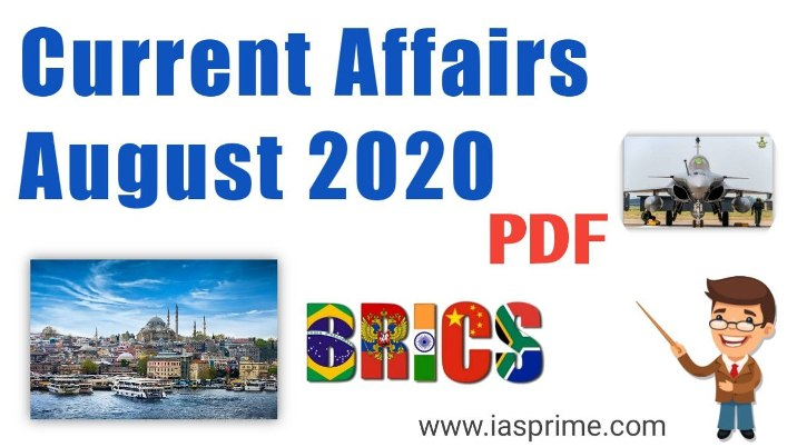 gk today current affairs 2020 pdf